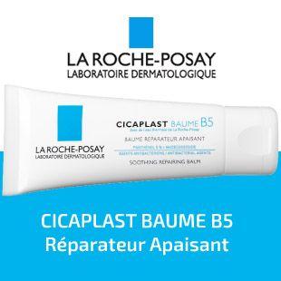 Monclubbeaute : Gagnez un Baume Cicaplast B5 de La Roche-Posay