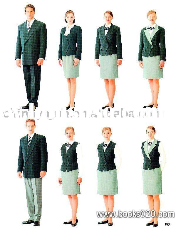 Latest Design For Hotel Receptionist S Uniforms Jpg 616 800