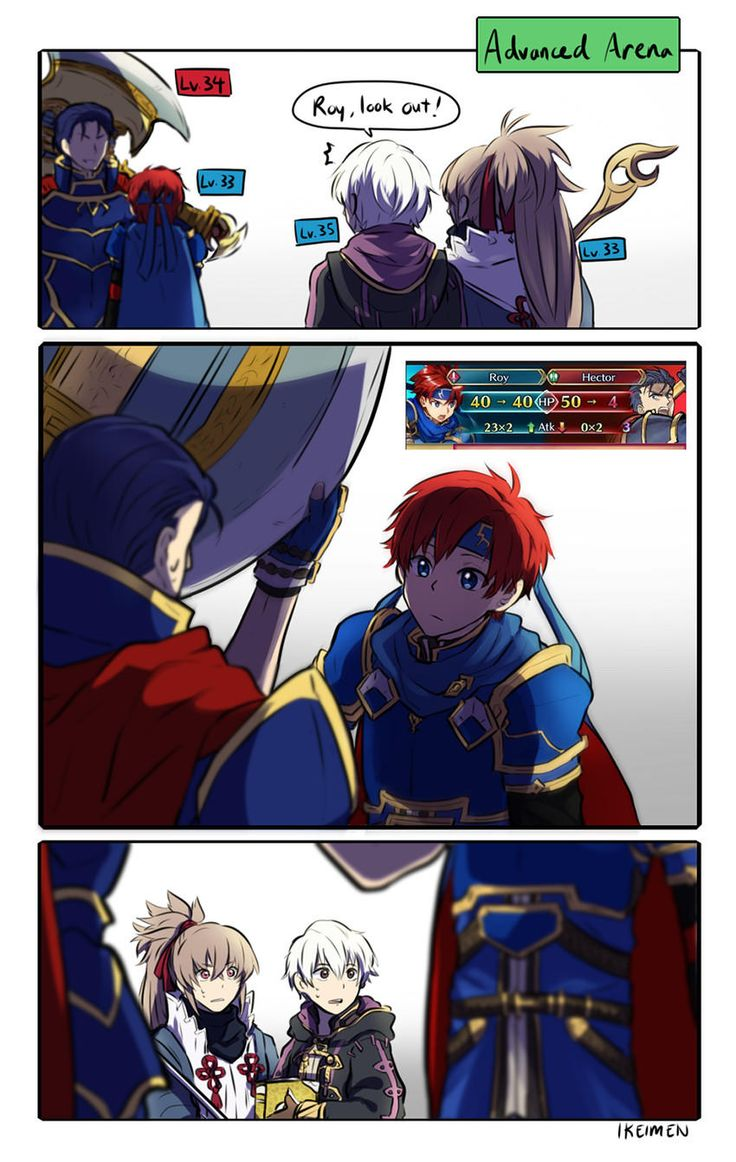 He's not our boy for nothing, | Fire Emblem | Know Your Meme
