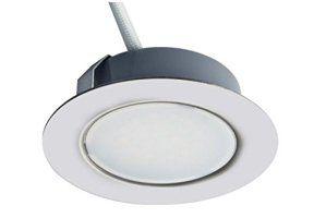 tgg4e de 018Chromé 12V AC/DC Spot LED encastrable pour meuble G4Meubles Leuchten etc.