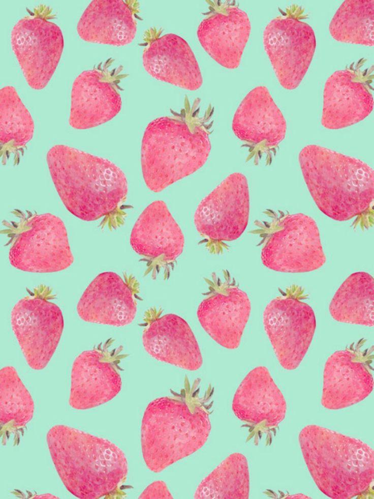 Strawberries | Background