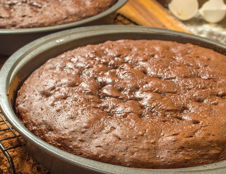 Fabriqué à partir de zéro – Gâteau au chocolat Better Than Box Mix – 12 Tomates   – Dessert
