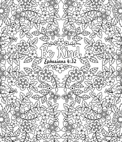 Bible Verse Coloring Pages: Bible verse coloring pages. Set of 5 ...
