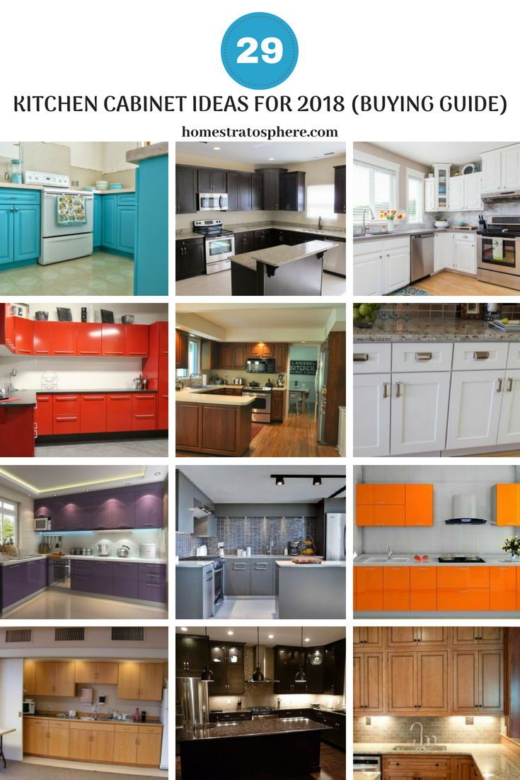 29 Kitchen Cabinet Ideas For 2021 Buying Guide Kitchen Cabinets Kitchen Renovation Best Kitchen Designs