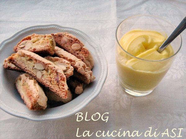 CANTUCCI+Ricetta+regionale++dolce