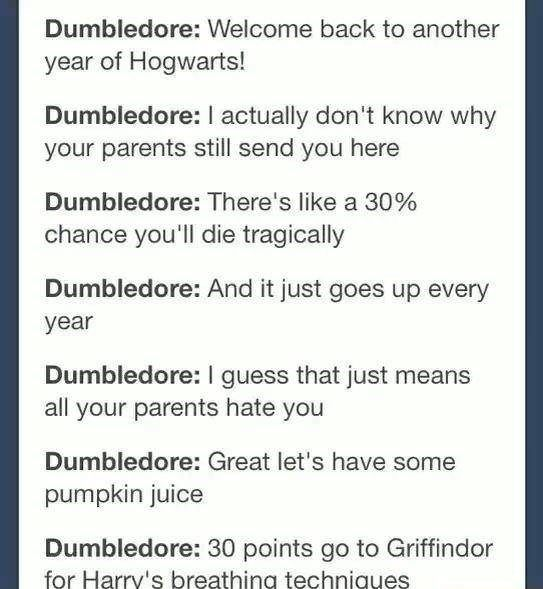 30 Harry Potter Posts That Are Magically Funny – Mira Forlenza