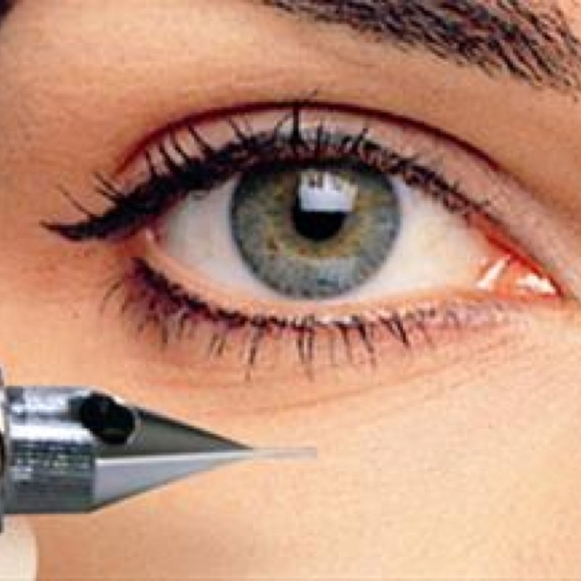 58 best eyeliner tattoo images on pinterest eyeliner for Permanent eyeliner tattoo