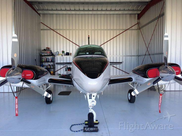 Photo of Beechcraft 55 Baron (N286D) ✈ FlightAware