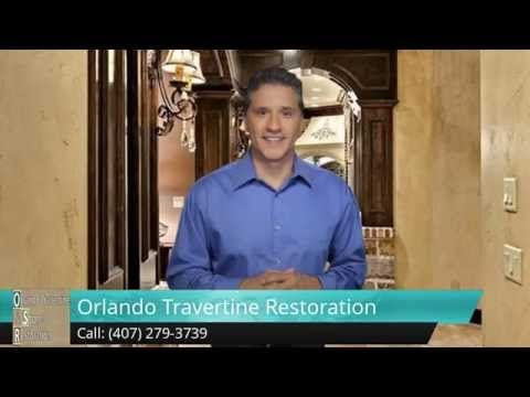 "http://orlandotravertinerestoration.com/ (407) 279-3739 Orlando Travertine Restoration review ""We can't thank Orlando Travertine Restoration enough! We received what was promised, which is rare nowadays. With such great customer service, reasonable pricing and the amazing results of our bathroom floors and vanities, which look spectacular after their travertine cleaning treatment,  we are customers for life! We would recommend these guys to anyone who inquired.""Orlando Travertine Restoration…"