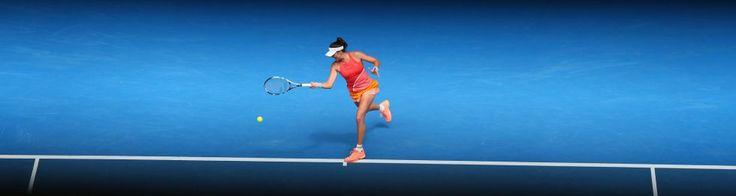 Noticias de Deportes : TENIS | ABIERTO DE AUSTRALIAMuguruza pisa fuerte e...