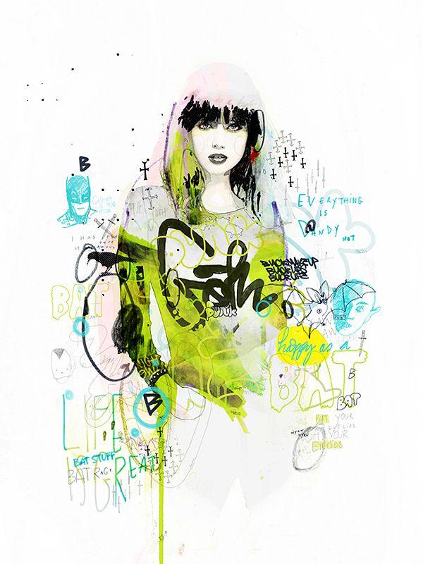 Illustrations by Raphaël Vicenzi