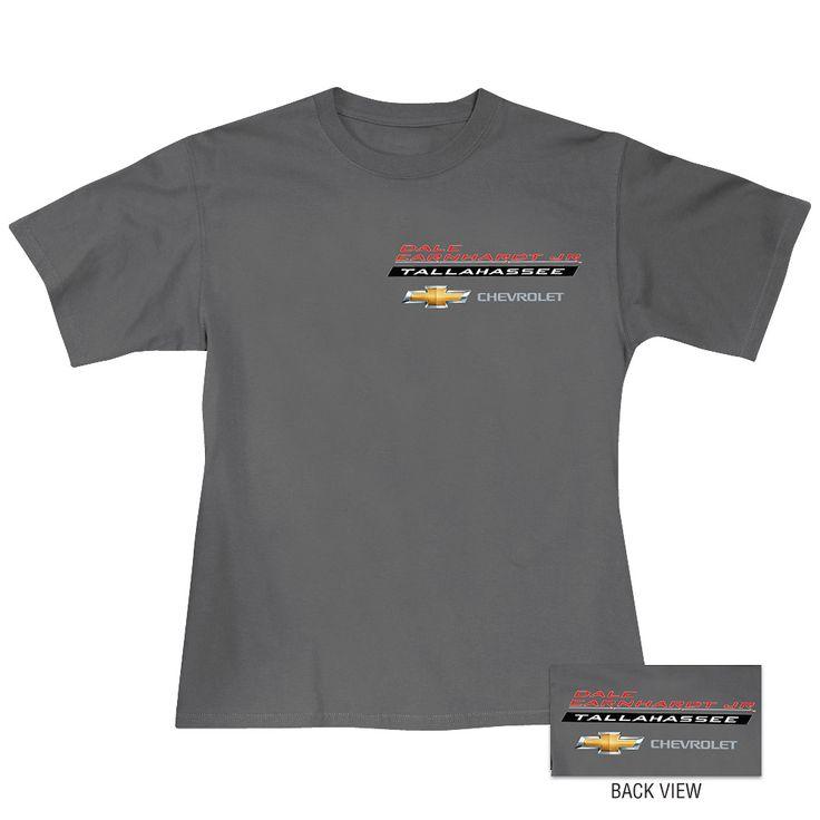 Dale Earnhardt Jr. Chevrolet Logo Tee