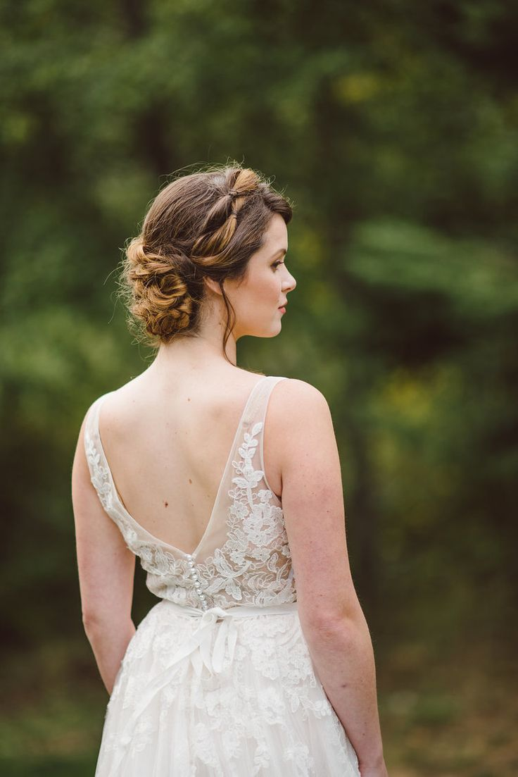 468 best Bridal Hairstyles images on Pinterest