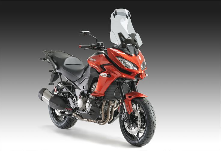 Kawasaki Versys 1000 15'