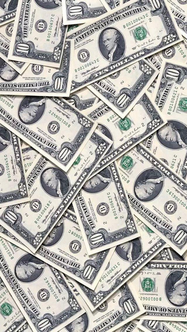 Картинки на телефон деньги