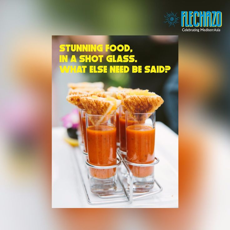 When the best of two cuisines come together in a shot glass, you can't help but be awestruck!  #fusion #mediterranean #asian #food #fun #happyfood #foodies #foodiesofbangalore #bangalorefoodies #foodlover #bangalore
