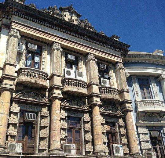 Centro Histórico de Porto Alegre.
