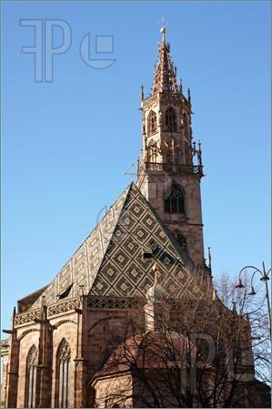 The Cathedral Of Bolzano
