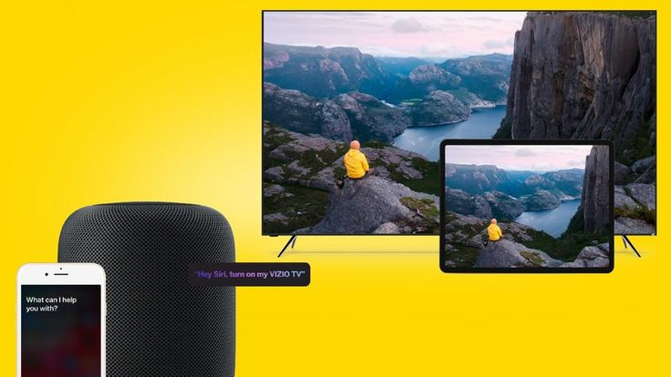 AirPlay 2 and HomeKit support coming to Vizio SmartCast