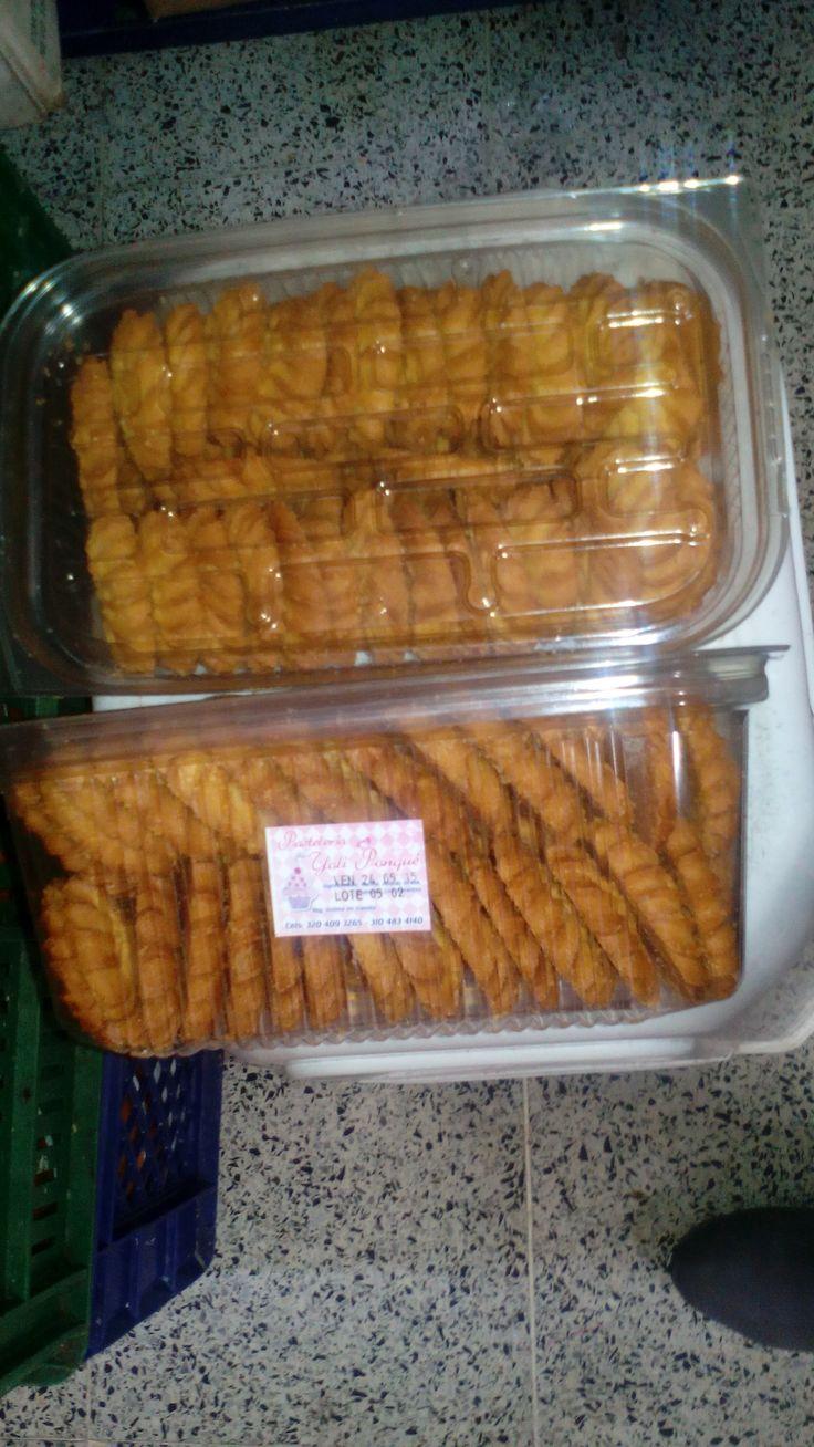 galletas rizadas preparadas con los mejores ingredientes las convierten en unas de las mas apetecidas en el mercado