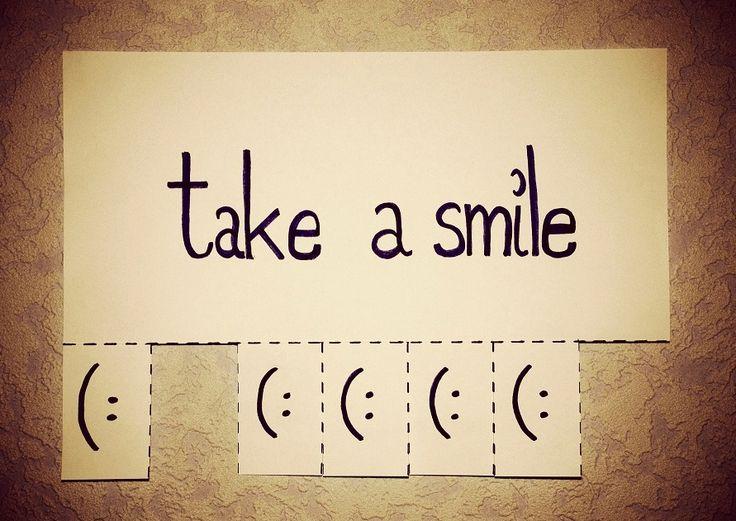 Træn hjernen og smil dig sund og lykkelig...