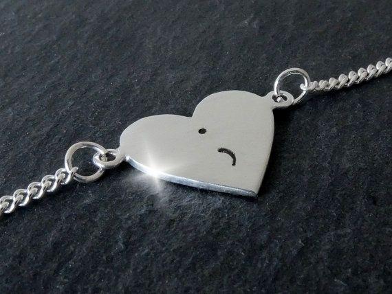 Semicolon Bracelet, Semi Colon Bracelet, Surviving Depression Bracelet, Silver…