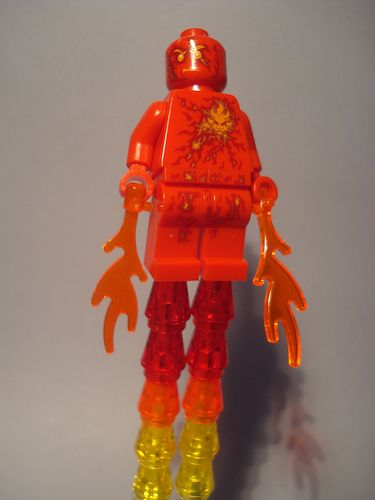 LEGO Human Torch Confirmed For Marvel Super Heroes Game