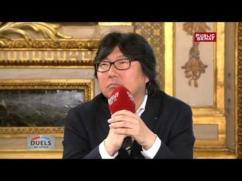 La Politique Duels au Sénat - Duel entre Gérard Larcher et Jean-Vincent Placé - http://pouvoirpolitique.com/duels-au-senat-duel-entre-gerard-larcher-et-jean-vincent-place/