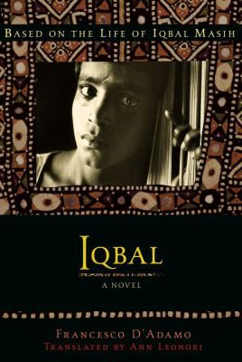 """Ms. Sinanan at Terraview-Willowfield Public School just read Iqbal by Franceco d'Adama: """"A fictionalized account of the Pakistani child who escaped from bondage in a carpet factory and went on to help liberate other children like him before being gunned down at the age of thirteen. Useful for teaching the Visualization strategy."""" *****"""