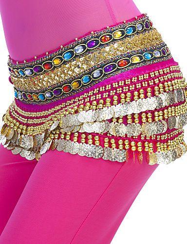 Dancewear polyester buikdans riem voor dames (meer kleuren) - EUR € 8.24