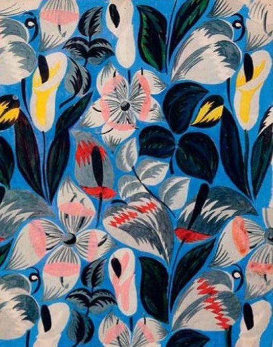 Date expo 2015 «Raoul Dufy, tissus et créations» au MAM de Troyes