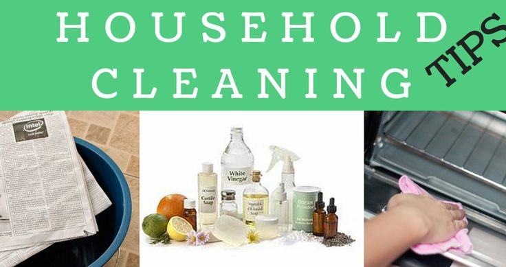 22 natural cleaning tips