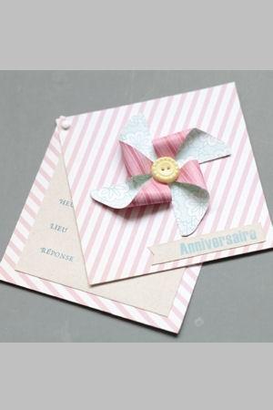 une belle invitation à l'anniversaire de votre enfant !