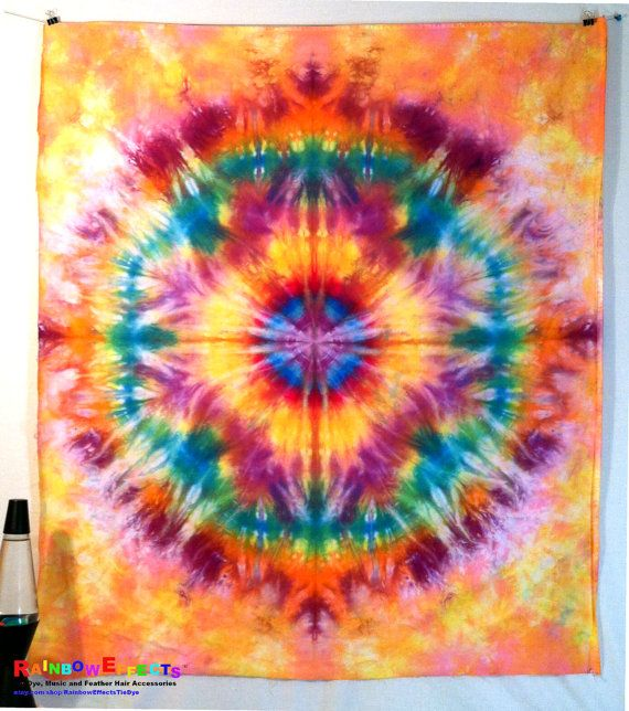Tapestry  Tie Dye Wall & Home Decor  by RainbowEffectsTieDye, $21.00 oh goodness I need this for the house, except in blue tones or rainbow!!!!!!