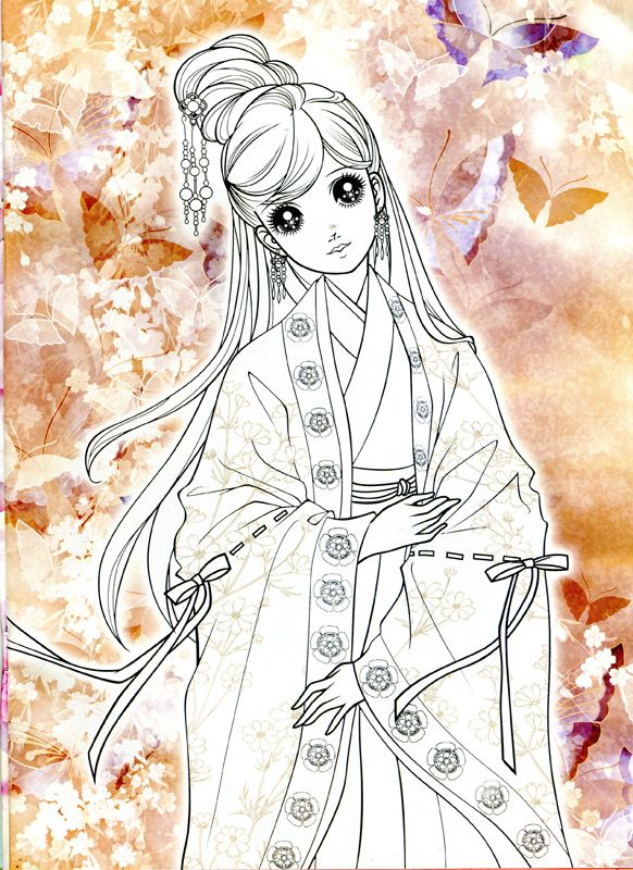 korean coloring book for adults 2090 best images about coloring posters for kids on