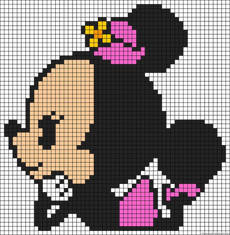 17 best images about mickey mouse and friends on pinterest disney perler bead patterns and. Black Bedroom Furniture Sets. Home Design Ideas