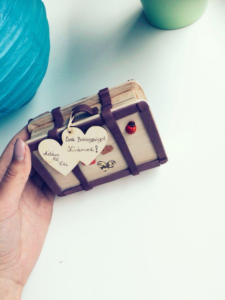 Wedding surprise for cash