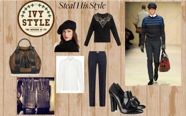 """Ivy Stile - Steal His Style"" by visdetoamna on Polyvore"