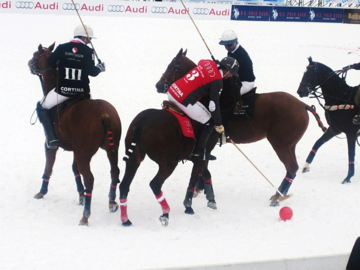 Audi Polo Winter Cup - Cortina d'Ampezzo 2013