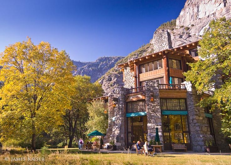 Ahwahnee Hotel, Yosemite Valley