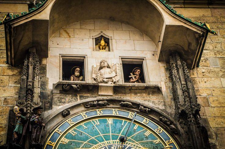 L'horloge astronomique - Prague, République Tchèque