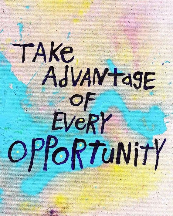 Opportunity.: Advantage, Success Quotes, Inspiration, Life, Wisdom Quotes, Favorite Quotes, Business Opportunities, Living, Pictures Quotes
