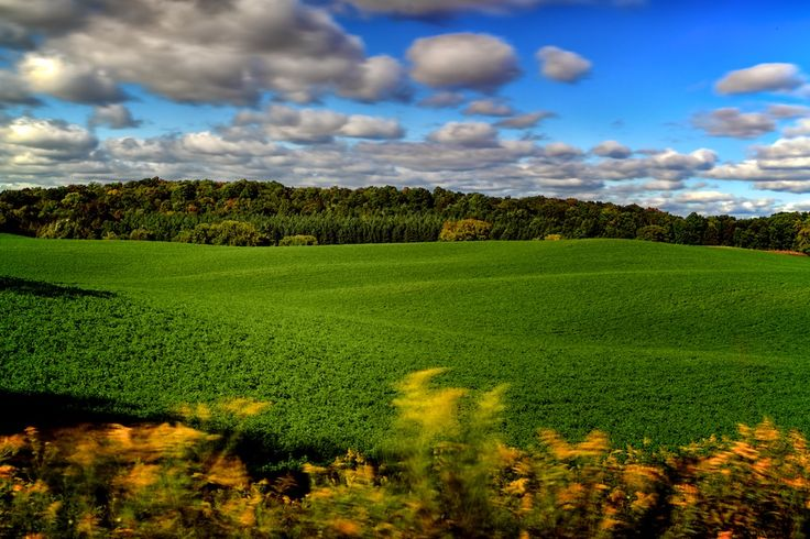 Our farmland in #YorkSimcoe looks like a computer desktop screen.