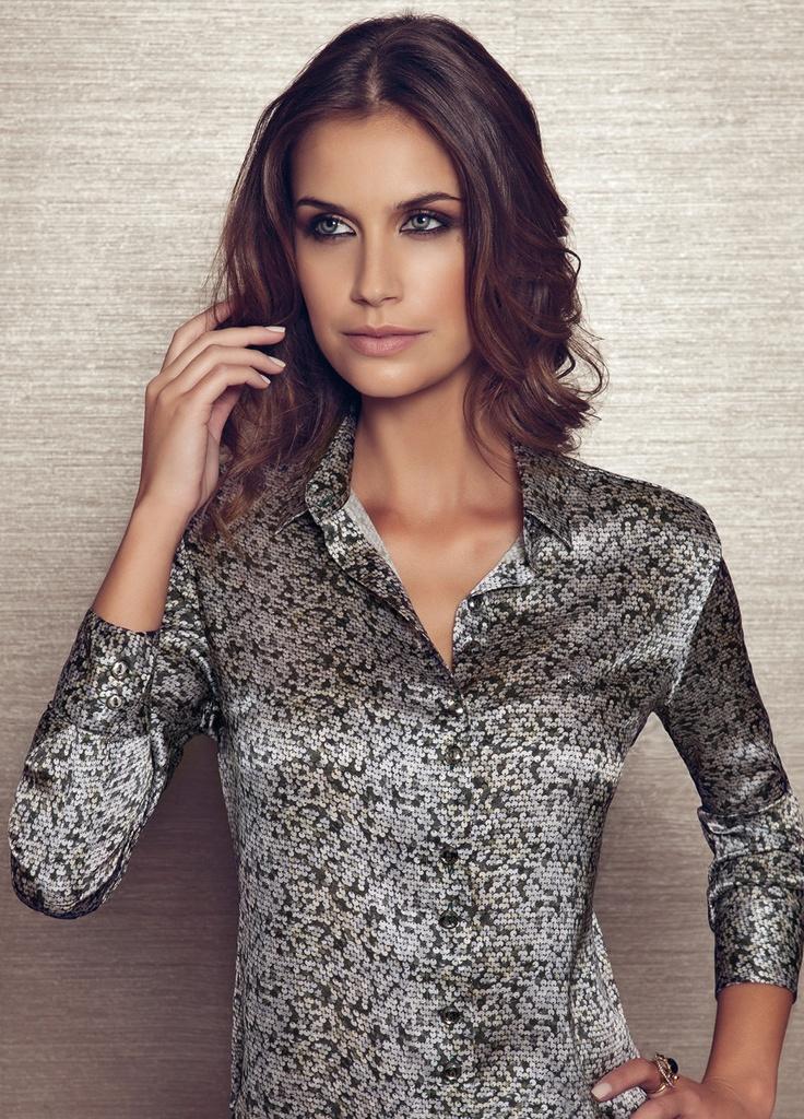 Coleção - Anúncios | Dudalina Feminina: Moda Camisas