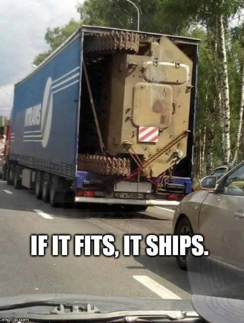 Of course it ships!
