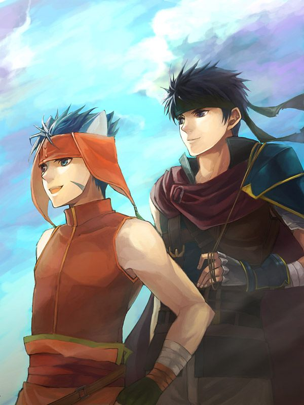 Ike Fire Emblem Radiant Dawn 17 Best images about P...