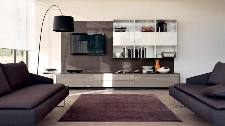 Libramente living - Scavolini by Scavolini Kitchen, Living and Bathroom with foscarini Twiggy