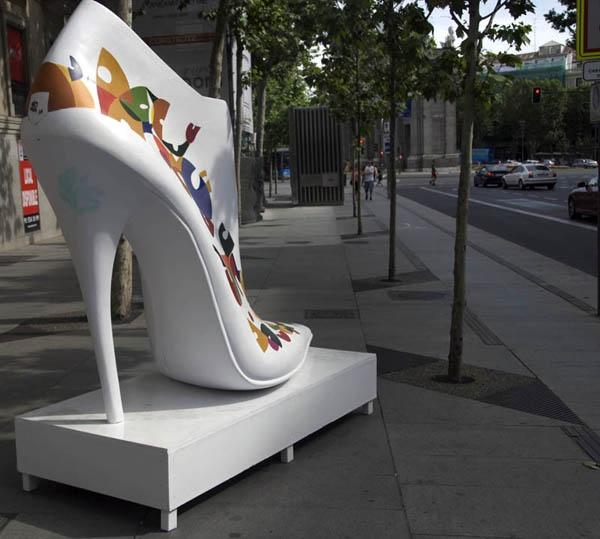 30 Best Amazing Shoe Sculptures Images On Pinterest Shoe
