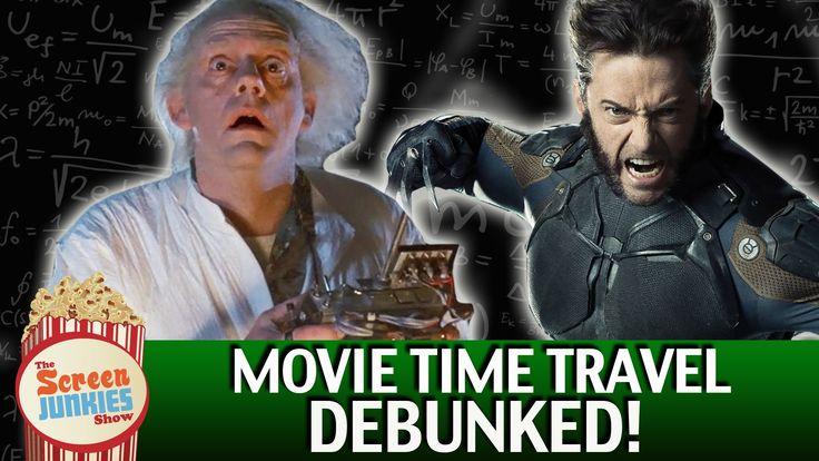 Screen Junkies Enlists Scientists to Debunk Time Travel Scenarios From Blockbuster Films