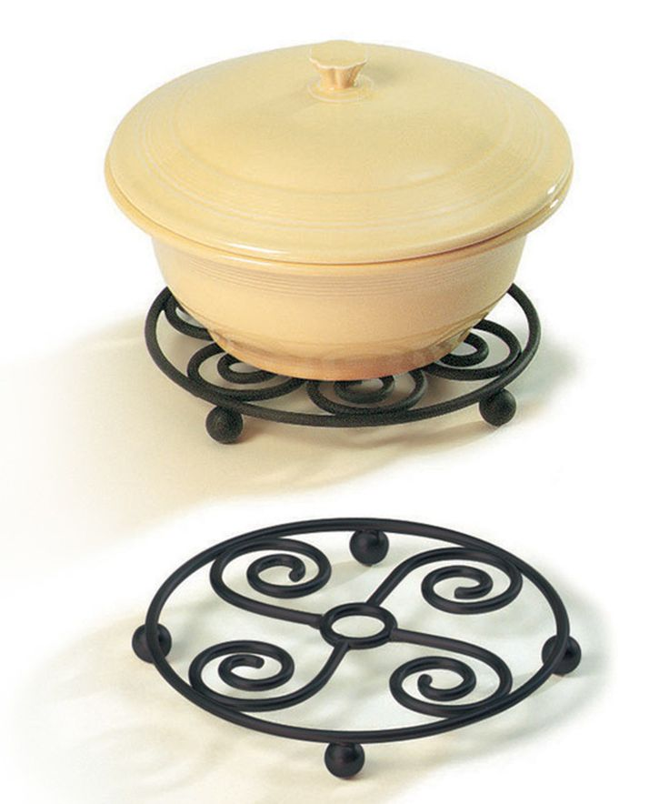 Look what I found on #zulily! Scroll Trivet by Spectrum Diversified Designs, Inc. #zulilyfinds